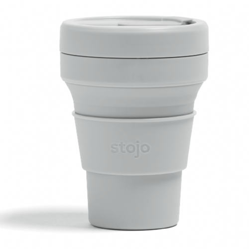 Stojo 'Brooklyn' Mini Collapsible Cup Cashmere 237ml